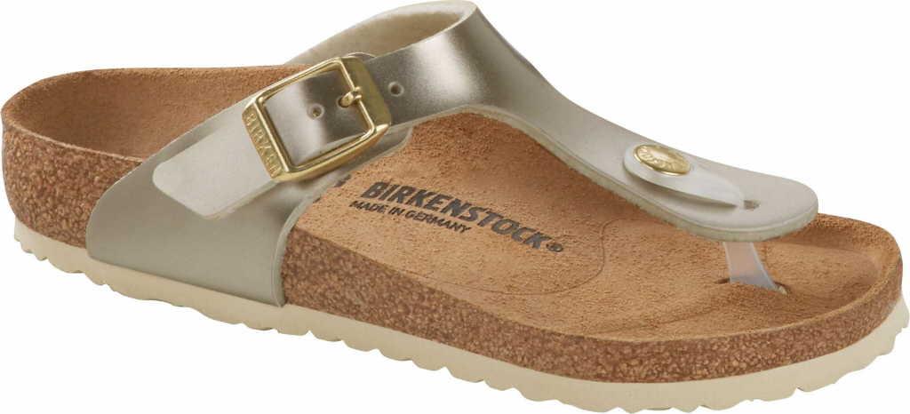Birkenstock, Gizeh, gold
