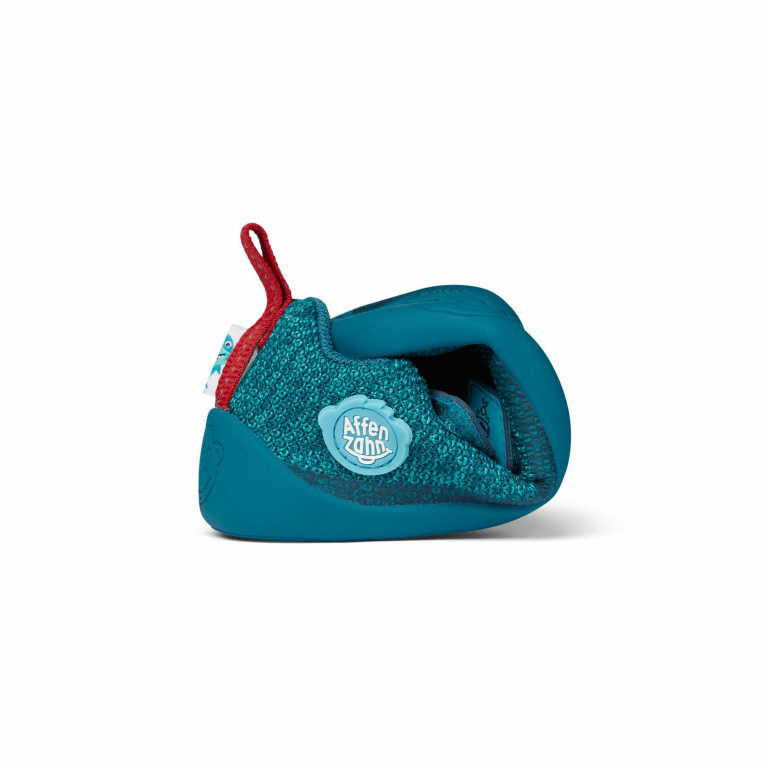 Affenzahn, Knit Shark, blau